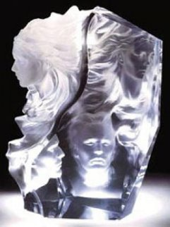 Appassionata Acrylic Sculpture AP 2000 Sculpture by Frederick Hart