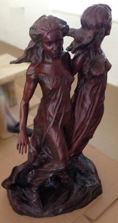 Sisters from Daughters of Odessa    Bronze Sculpture AP 1997 51 in Sculpture by Frederick Hart