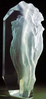 Transcendent Acrylic Sculpture 1993 19 in Sculpture by Frederick Hart