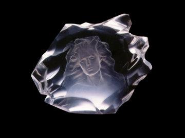 Illuminata I Acrylic Sculpture 1997 Sculpture by Frederick Hart