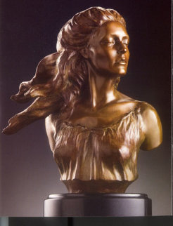 Muses Suite  of 4 2006 Bronze Sculptures  16 in Sculpture by Frederick Hart