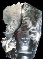 Appassionata Acrylic Sculpture 2000 Sculpture by Frederick Hart - 0