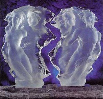 Duet Acrylic Sculpture 1/2 Life Size Sculpture - Frederick Hart