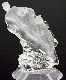 Passages Acrylic Sculpture AP 1987 Sculpture by Frederick Hart