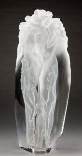 First Light Acrylic Sculpture 1983 Sculpture - Frederick Hart