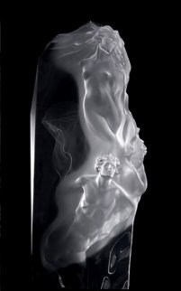 Divine Milieu Acrylic Sculpture 2001 Sculpture - Frederick Hart