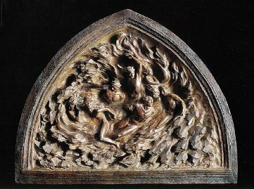 Ex Nihilo: Creation, Creation of Day, Creation suite of 3 bronze sculptures Sculpture - Frederick Hart