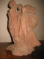 Daughters of Odessa Terracotta Sculpture 1993 Sculpture by Frederick Hart - 2