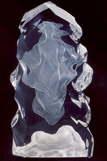 Echo of Silence Acrylic Sculpture 1992 Sculpture by Frederick Hart