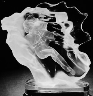 Spirita Acrylic Sculpture 1988 Sculpture by Frederick Hart