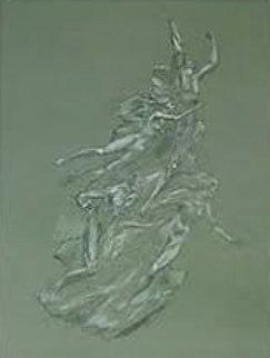 Heroic Spirit 1991 Limited Edition Print - Frederick Hart