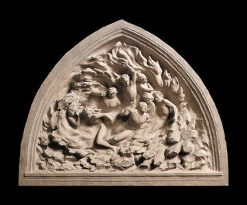 Ex Nihilo, Maquette AP 2001 Sculpture by Frederick Hart