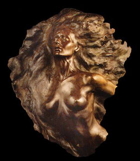 Fragment 2 Bronze Sculpture 2002 50 in Sculpture by Frederick Hart