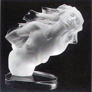 Firebird Acrylic Sculpture 1987 Sculpture - Frederick Hart