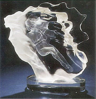 Spirita Acrylic Sculpture 1988 15 in Sculpture - Frederick Hart