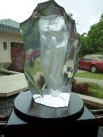 Illuminata III Acrylic Sculpture 1999 Sculpture by Frederick Hart - 1