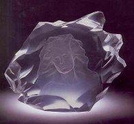 Illuminata I Acrylic Sculpture 1997 Sculpture by Frederick Hart - 0