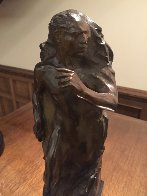 Adam Maquette Bronze Sculpture 15 in 2003 Sculpture by Frederick Hart - 1