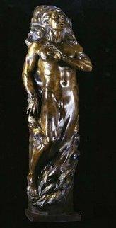 Adam Maquette Bronze Sculpture 15 in 2003 Sculpture by Frederick Hart