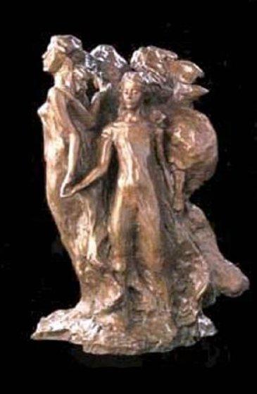 Daughters of Odessa Bronze Sculpture 2000 12 in Sculpture by Frederick Hart