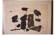 Untitled 1966 Lithograph Limited Edition Print by Philip Guston - 1