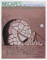 Inscapes: Words and Images 1977 HS Limited Edition Print by Philip Guston - 1