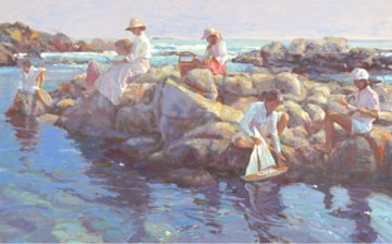 Rocky Point 1994 Limited Edition Print - Don Hatfield