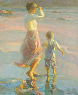 Ocean Reflections 2000 Limited Edition Print by Don Hatfield