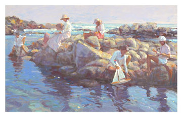 Rocky Point AP 1994 Limited Edition Print - Don Hatfield