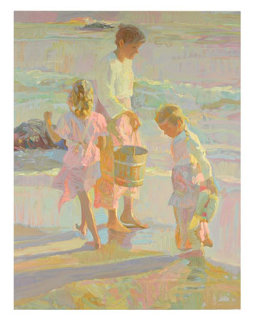 Daughters  Limited Edition Print - Don Hatfield