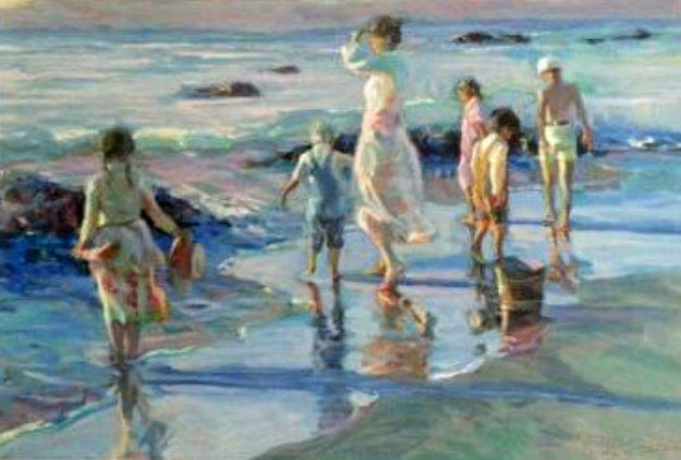 On the Horizon PP Limited Edition Print by Don Hatfield
