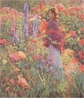 Private Garden PP Limited Edition Print by Don Hatfield - 1