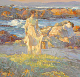 Reflection At Dawn PP 1995 Limited Edition Print by Don Hatfield