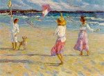 Kite Festival  PP Limited Edition Print - Don Hatfield