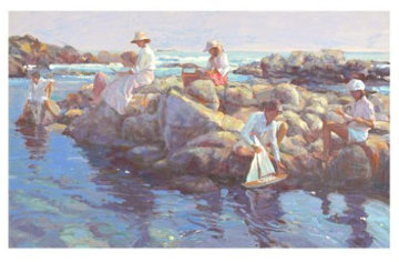 Rocky Point Ap 1994 Limited Edition Print by Don Hatfield