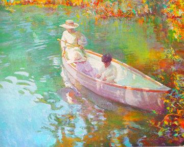 Lake Reflections 2000 Limited Edition Print - Don Hatfield