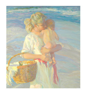 Cherished One  Limited Edition Print by Don Hatfield