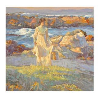 Reflections At Dawn 1995 Limited Edition Print by Don Hatfield
