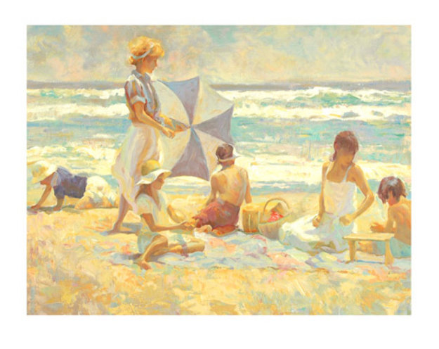 Summer Afternoon AP 1999 Limited Edition Print by Don Hatfield