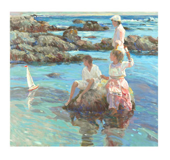 Maritime Memories 1995 Limited Edition Print by Don Hatfield
