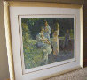Flute Players 1990 Limited Edition Print by Don Hatfield - 1