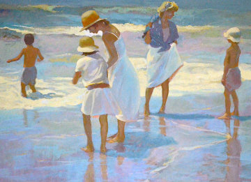 Summer Holiday Limited Edition Print - Don Hatfield