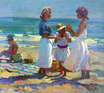 Picnic Limited Edition Print - Don Hatfield