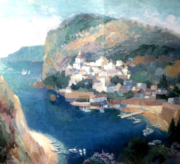 Mediterranean Morning  Limited Edition Print - Max Hayslette