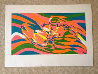Ressac 1973 Limited Edition Print by Stanley Hayter - 2