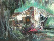 Swamp Idyl 60's 31x55 Original Painting by Colette Pope Heldner - 6