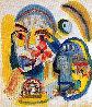 For Friend Joe Gray 1963 13x10 Watercolor by Henry Miller - 0