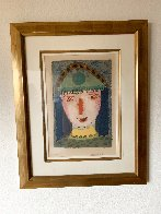 Antoine the Clown 1991 Limited Edition Print by Henry Miller - 1