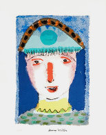 Antoine the Clown 1991 Limited Edition Print by Henry Miller - 0