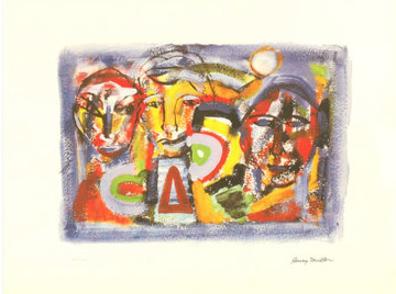 Tropics 2006 Limited Edition Print - Henry Miller